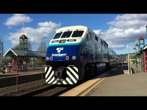 Sounder Trains