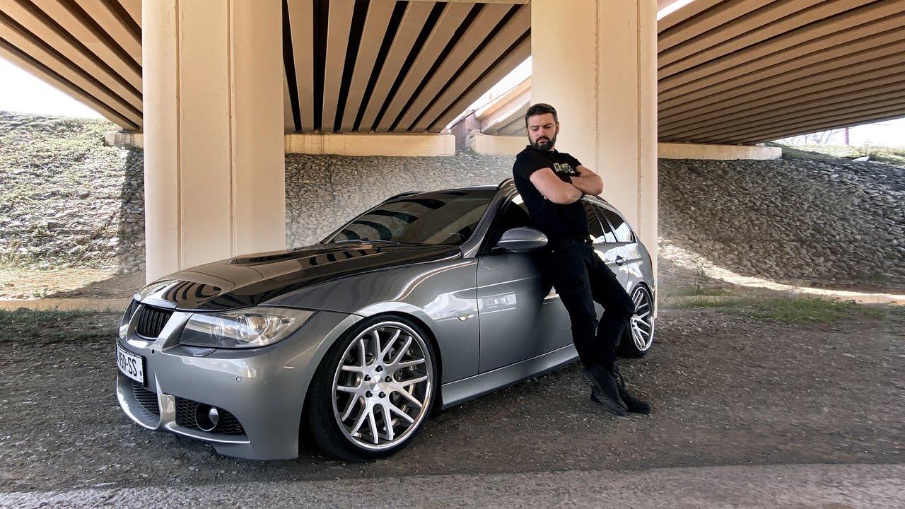 უხეში ტესტ დრაივი – BMW 330d – მკვლელი დიზელი ავტობანზე!