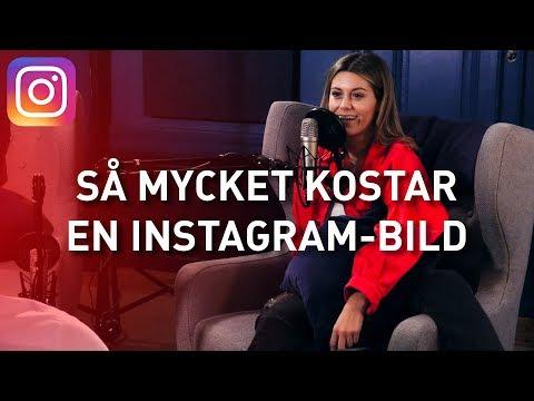 Så mycket tar Bianca Ingrosso betalt för ett instagram inlägg