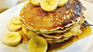 How To Make Homemade Fluffy Pancakes from Scratch!!!