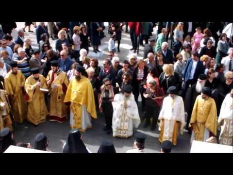 ΑΓΙΟΣ ΝΕΚΤΑΡΙΟΣ  Αίγινα 9 11 2016  St Nectarios of Aegina