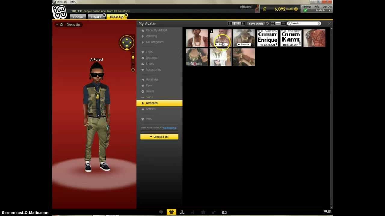 how to get free ap pass on imvu
