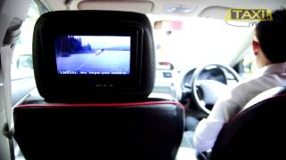Thai Lion Air ads in taxi by Taximedia Thailand Thumbnail