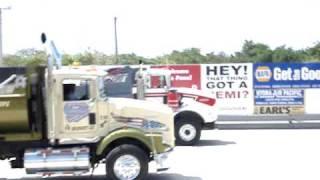 Dumptruck Race(2nd Guam Truck Rodeo)