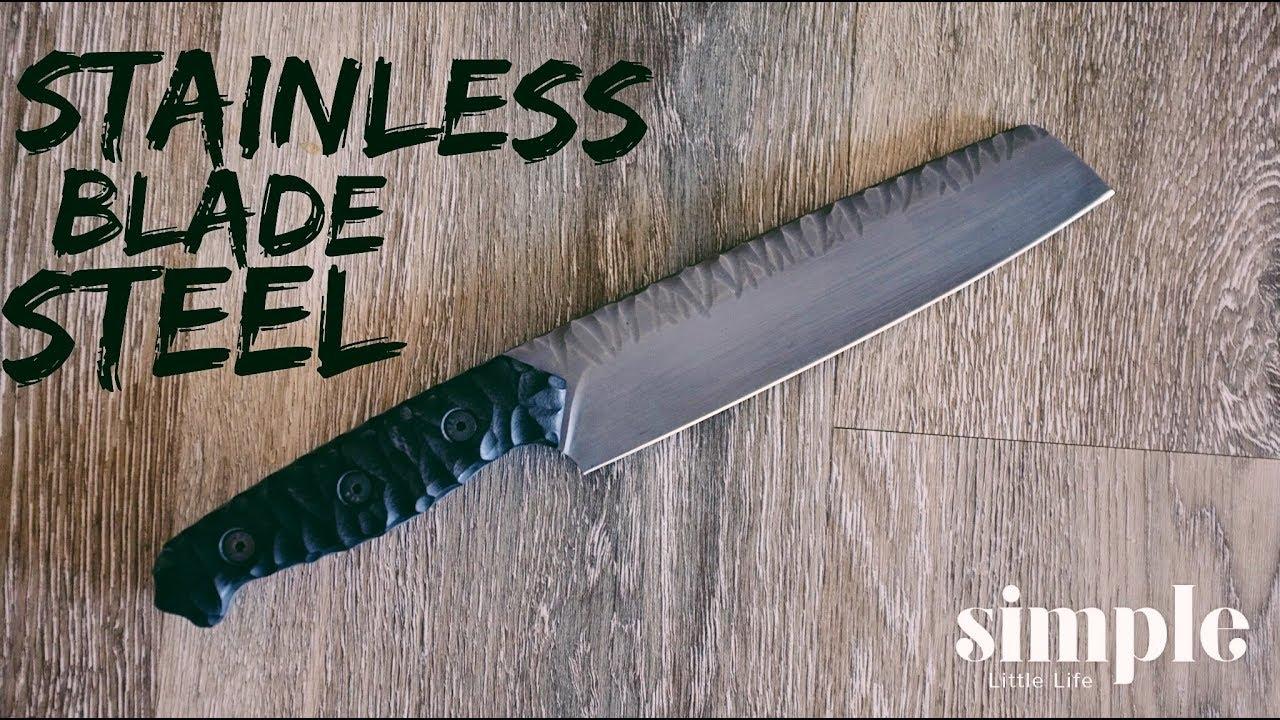 Making A BBQ Knife