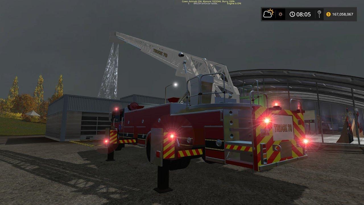 Fs17 Fire Truck