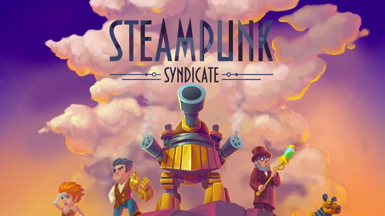 نتيجة بحث الصور عن Steampunk Syndicate