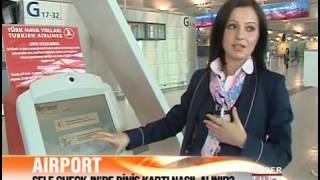Online Uçak Bileti Check-İn