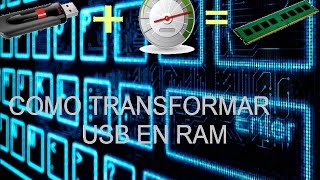 Como convertir pendrive en RAM? | eboostr 2018! (Full HD) (Links Resubidos)