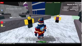 ROBLOX Adventure Forward: Star Savior Ep. 9