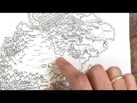 Fantasy Map Making | World Building