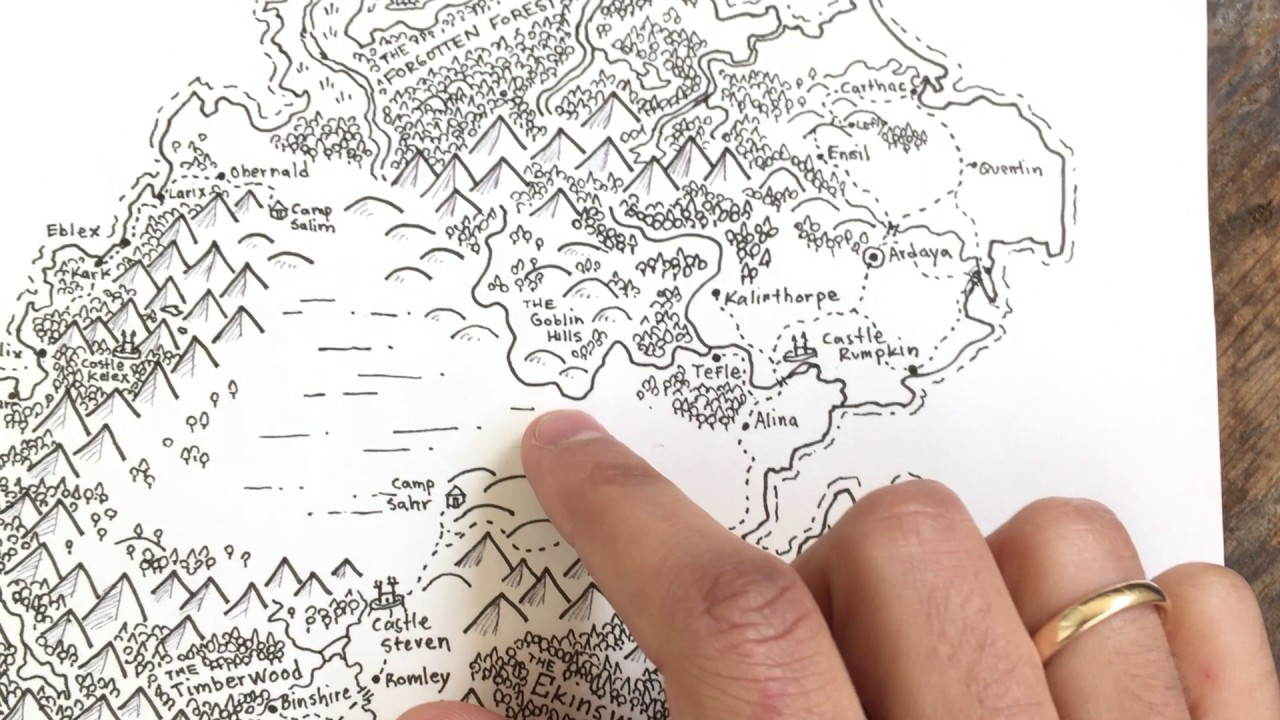 Fantasy map making world building youtube fantasy map making world building gumiabroncs Images