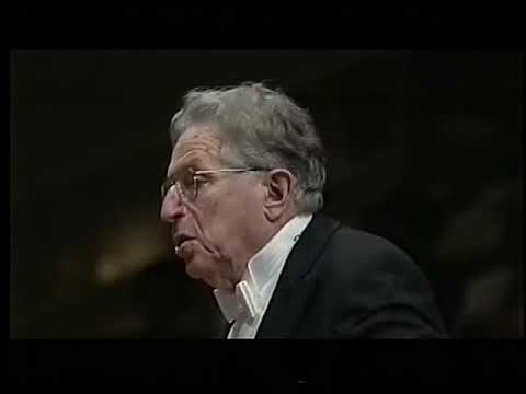 Dmitri Shostakovich: Symphony No.8, Kurt Sanderling, Berlin Philharmonic Orchestra in 1997