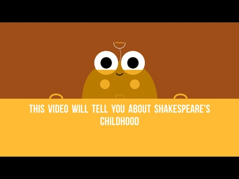 William Shakespeare- Homework Help For Kids