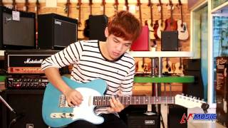 SQUIER AFFINITY SERIES TELECASTER ROSEWOOD By M-MUSICTHAI