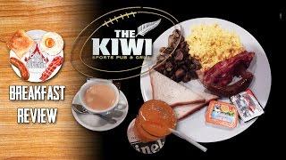 Kiwi Breakfast in Bangkok