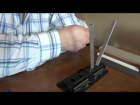 Spyderco Sharpmaker Cubic Boron Nitride Rods : first look