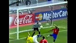 Os 10 gols mais bonitos da Copa do Mundo de 2002
