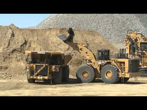 Cat Surface Mining Product Demo (Portuguese)