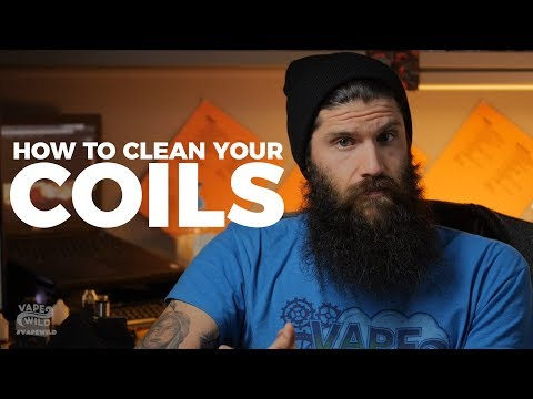 How to Clean Your Vape | Pre Made Coils & Rebuildable Coils