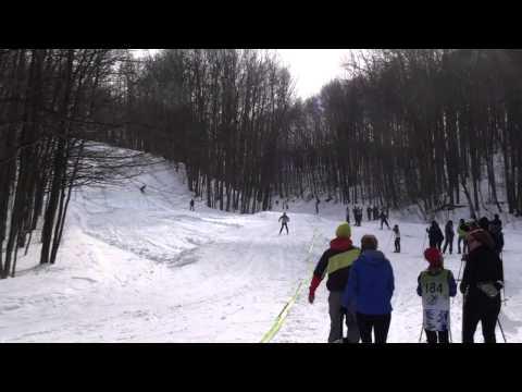 Mountainview Nordic Ski Cross 2013