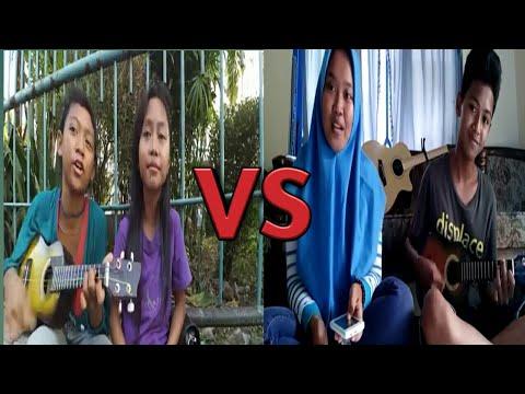Ijab Kabul cover Versi anak jalanan versus anak rumahan