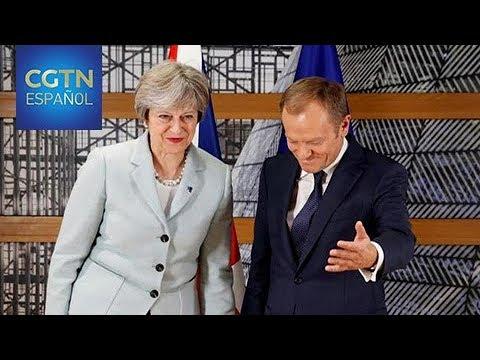 Tusk afirma que las siguiente fase del Brexit será una prueba real