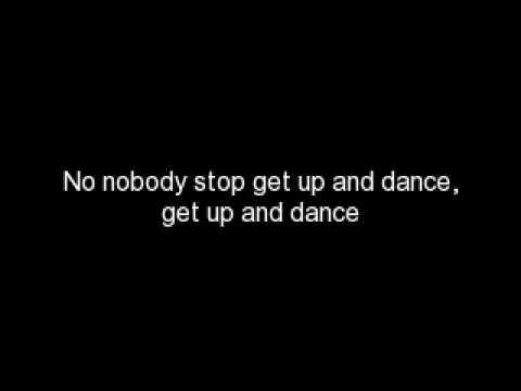 FABER DRIVE - GET UP AND DANCE [LYRICS!]