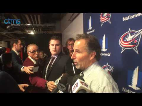 ctms Travel Post Game Interview (2/5/16): John Tortorella
