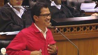 EFF Paulsen Pays Tribute To FF Plus Dr Mulder In Afrikaans
