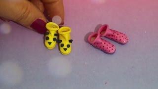Barbie Panduf Yapımı - DIY - Kendin Yap Barbie Eşyaları - Bidünya Oyuncak