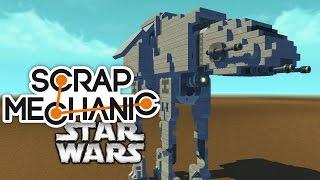 PROJEKTY STAR WARS!  | SCRAP MECHANIC #102 | GILATHISS & HADESIAK
