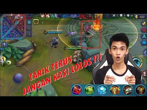 Culik Terus Jangan Kasi Lepas Yiokay - Franco Build Review - Mobile Legends #30