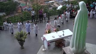 1.Ngũ bái - Trung tâm Đức Mẹ Tà-pao