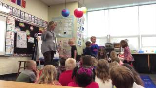 Whole Brain Teaching:  Kindergarten: Golden Quad