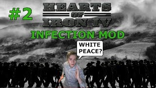 HOI4 - Infection mod - Germany VS Zombies! Part 2