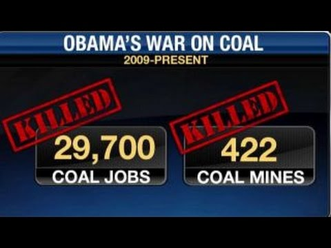 Coal weighs on the 2016 race