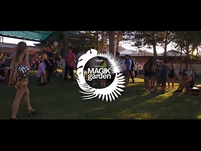 Final Line Up of Magik Garden Festival, November 30th 2019