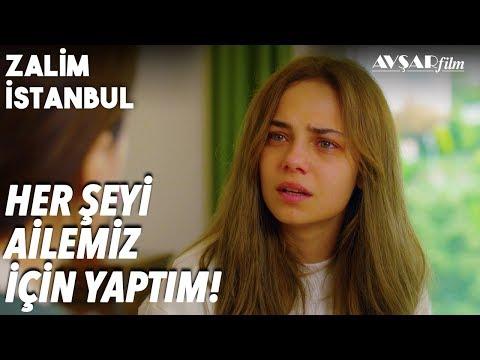 Her Şeyi Bizim İçin Yaptım😢 - Zalim İstanbul 37. Bölüm