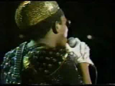 Charlie Chaplin - Ah Mi Rule - Live 1985
