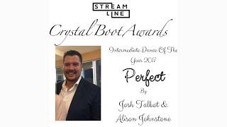 PERFECT LINE DANCE (JOSH TALBOT) STREAMLINE WEEK 13