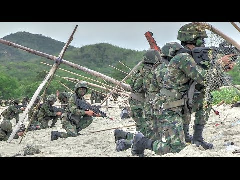 Thailand/US Joint Military Exercise – Cooperation Afloat Rea