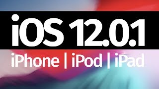 How to Download and Install iOS 12.0.1 - iPhone iPad iPod touch