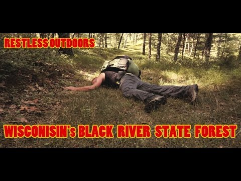 Wisconsin Backpacking Disaster!