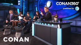 CONAN360: Michonne Is The Biggest Badass On
