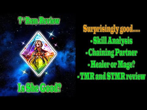 FFBE 7 Stars Rem Review: Surprisingly Good... (#547)