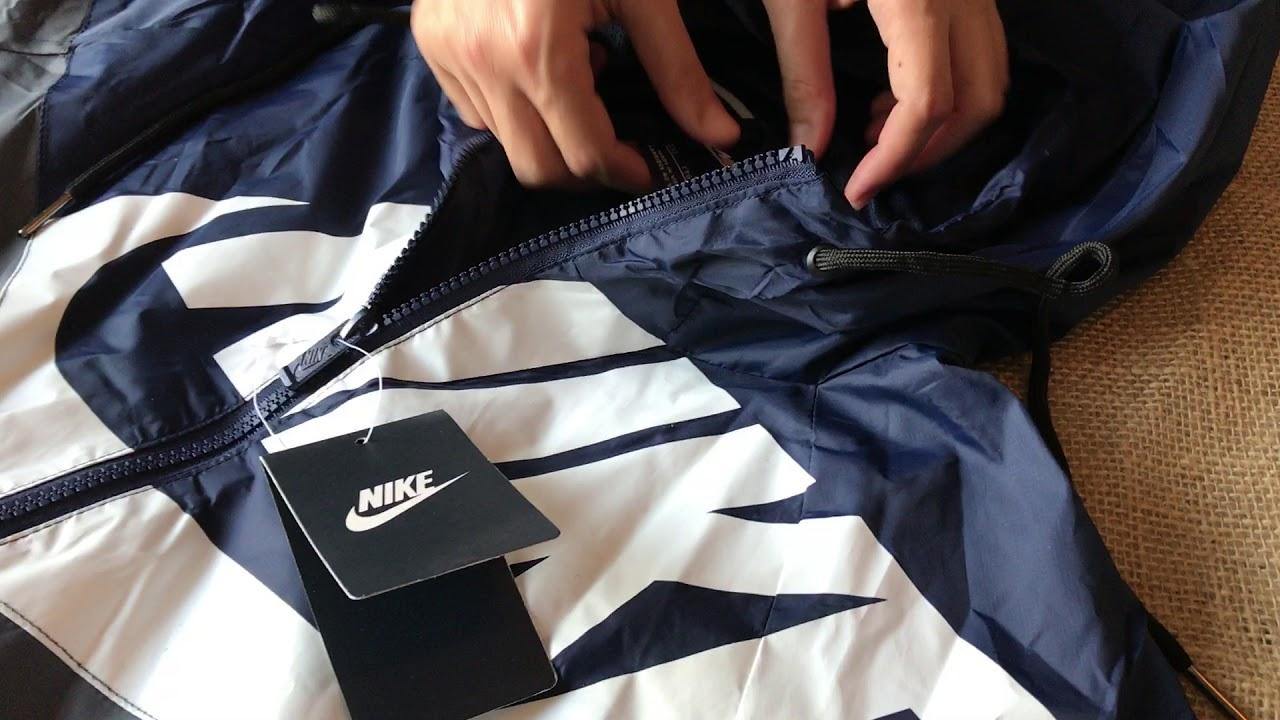 1905c063d1891 Jaqueta Nike Windrunner Original Corta Vento ( Lançamento 2018 Logo ...