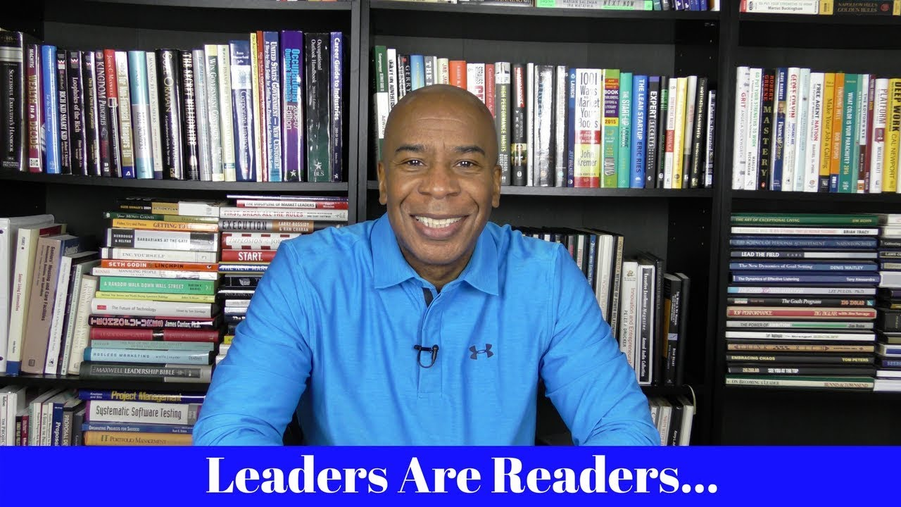 The Power Of Reading For Leaders