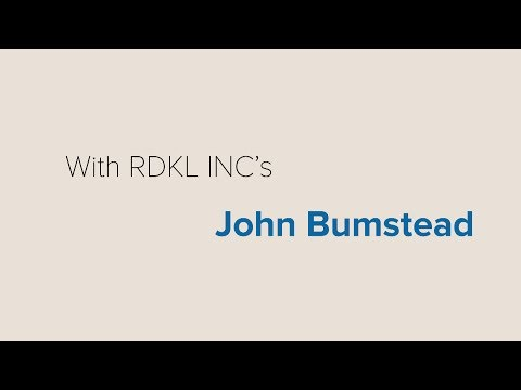 Repair Business Workshop with RDKL Inc's John Bumstead