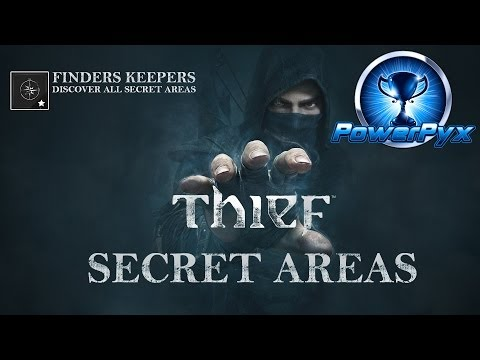 Thief - All Secret Area Locations (Finders Keepers Trophy / Achievement Guide)